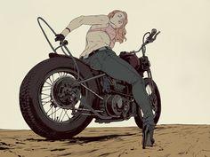 Art by Robert Sammelin*  • Blog/Website | (www.robertsammelin.com) • Online…