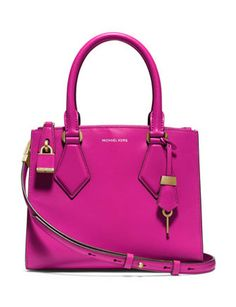 MICHAEL KORS Small Casey Satchel Bag