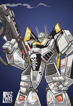 Robotech by CuddleswithCats.deviantart.com