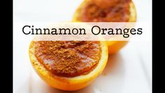 """This is great as a snack, dessert or even breakfast and under 100 calories! Ingredients: Orange tsp Cinnamon tbsp Brown Sugar Song: """"Thinkin Bout You. Under 100 Calories, Cupcake Cakes, Cupcakes, Grapefruit, Brown Sugar, Nom Nom, Cinnamon, Sweets, Snacks"""