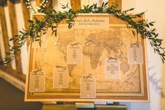 World Map Table Plan - Elizabeth Avey Wedding Dress For A Rustic Winter Wedding At South Farm With Images From Love That Smile Photography & Wedding Party In H&M ASOS