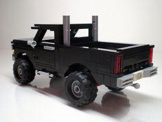 Lego custom truck