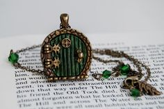 Hey, I found this really awesome Etsy listing at http://www.etsy.com/listing/94579239/bag-end-hobbit-door-locket