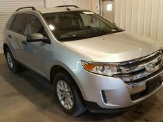 Get the Best Deal on 2014 #FORD #EDGE SE 3.5L 6  at #Copart Auto Auction. Buy It Now