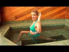 Hot Tub Yoga- Raise Your Metabolism Porch Ideas, Patio Ideas, Hot Tub Patio, Home Spa, Boost Your Metabolism, My Yoga, Excercise, Namaste, Yoga Poses