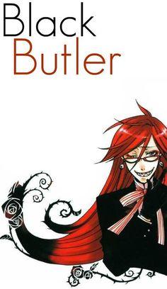 black butler grelle