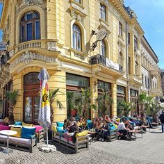 If you are in Bucharest come and check our new summer terrace in the old town of Bucharest Romania Bucharest, Summer Travel, Old Town, Terrace, Old Things, Street View, Photo And Video, Check, Pictures