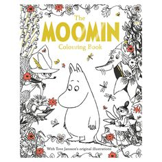 The Moomin Colouring Book - The Official Moomin Shop  - 1