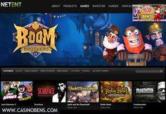 Netent créé des jeux de casinos de machines à sous en ligne innovants que l'on retrouve sur les plus grands sites de casino en ligne.Une grande partie de leur catalogue de machines à sous est disponible sur mon site en mode gratuit :)