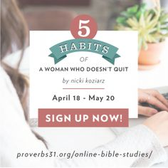 Lysa TerKeurst | 3 Questions to Ask Before You Turn into a Quitzilla