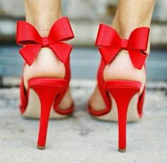 #shoes #sapatos #red