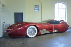 Pierce-Arrow concept car by Luigi Colani, 2008 Toyota Aygo, Toyota Hilux, Bmw Classic Cars, Classic Car Show, Maserati, Aston Martin, Jaguar, Colani Design, Chrysler Convertible