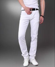 Купить белые штаны мужские