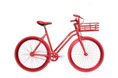 Martone Cycling  Womens Gramercy Bike 52cm - Red | W13205200 | £1,100.00