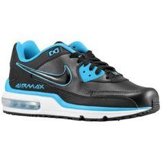 Nike Air Max Wright  - Men's - Black/Black/Dynamic Blue