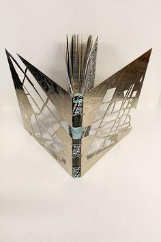 Design bookbinding.La Seine a Paris on Behance