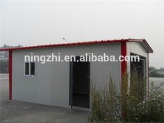 Insulated Sandwich Panel House As Car Garage, View Car Garage Design,  Ningzhi Product Details