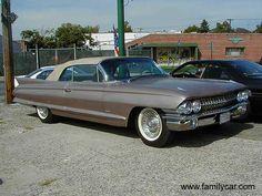 1961 Cadillac Eldorado Convertible