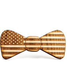 New to JDBmercantile on Etsy: Patriotic Child's Wood Bow Tie -Simple Boys American Flag Wooden Tie Unique Boys Formal Wear Special Occasion Bowties for Kids [BT-105] (18.00 USD)