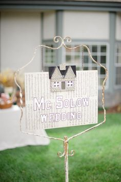 Vintage Rustic Signs for Weddings  Photography By / jennamariephoto.com, Planning By / percysales.com