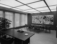 The Seagram Building | Ludwig Mies van der Rohe with Philip Johnson | 375 Park Avenue, New York | 1958