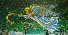 Angels, Blog, Painting, Art, Art Background, Painting Art, Kunst, Paintings, Gcse Art