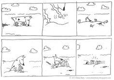 Sky walking/ Nauka chodzenia w chmurach