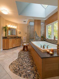 Zen Bathroom Design Photos calming zen bathroom design : zen bathroom design with rustic