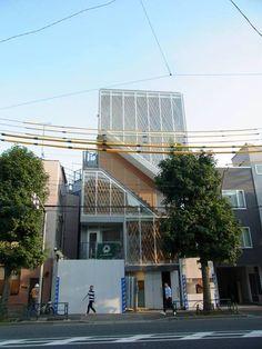 wooden condominium in shimouma - KUS