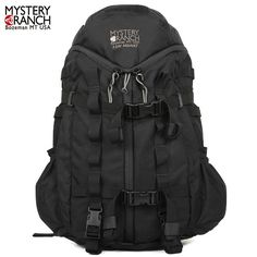 Military select shop WIP | Rakuten Global Market: MYSTERY RANCH mystery Ranch 3 Day Assault Backpack BLACK military-friendly backpack intended missions for about 3 days