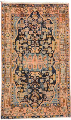 Bohemian rug
