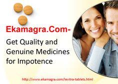 http://www.super-kamagra.org: Eines dieser Potenzmittel zur Behandlung von Impotenz ist hierbei Levitra Tabletten vom Hersteller Bayer AG Das Potenzmittel Levitra ist seit Ende zwei tausend und zwei in Deutschland zugelassen und wird seit dem erfolgreich bei Erektionsstörungen angewendet.