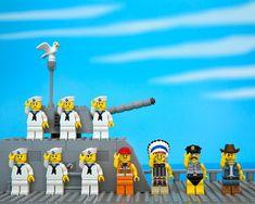 Virginia Recreated By Legos