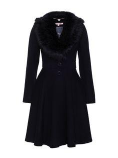Minorca Coat | Midnight | Coat