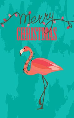Flamingo Christmas Hand Towel (Set of Winter Holidays, Christmas Holidays, Christmas Ideas, Merry Christmas, Christmas Decorations, Ugly Sweater, Ugly Christmas Sweater, Christmas Hand Towels, Nautical Kitchen