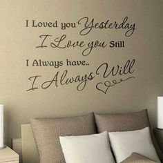All Of Me Loves You Wall Sticker Bedroom Decal Quote Vinyl Decor Stickers Pinterest Bed
