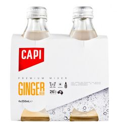 Love me some ginger mixer design.