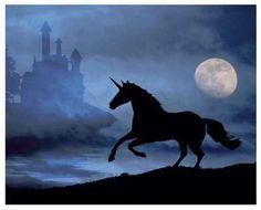 Unicorn Kingdom art print by Laird, Stephanie