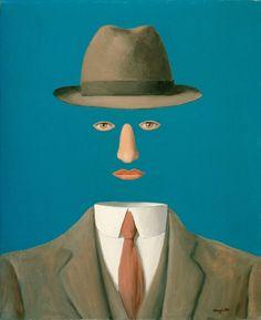 René Magritte - Baucis Landscape 2, 1966