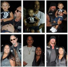 fans meeting soa | SOA Tuesday: The cast meets more fans, and their kids, on set