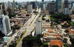 Bairro Itaim Bibi é um dos locais para hospedar em São Paulo