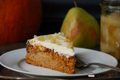 Torta sa kruškama recept sa slikom. Pogledajte recept za Tortu sa kruškama i obradujte Vaše najdraže ovom divnom poslasticom!