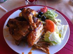 Churrasqueira Costa Verde -Famous Rotisserie Chicken