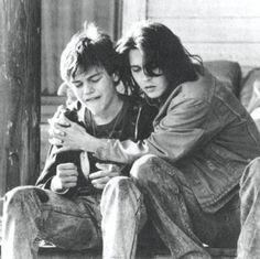Gilbert Grape.  Johnny Depp & Dicaprio