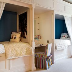 Children's Shared Bedrooms