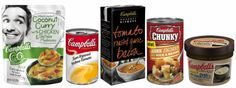 """Campbell's uses """"disciplined creativity"""" based on studying the successes of other innovative firms, and a team-based product-development philosophy from which to conjure up brand extensions"""