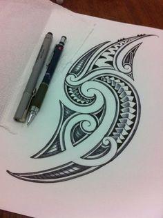 Maori tattoo design | Desenhos