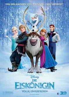 Die Eiskönigin - Völlig unverforen von Chris Buck und Jennifer Lee. Mehr unter: http://www.kino-zeit.de/filme/trailer/die-eiskoenigin-voellig-unverfroren