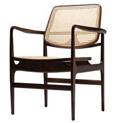 Oscar chair by Sérgio Rodrigues