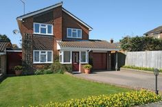 Benifits from a conservatory and internal access to garage. Located in Deans Meadow, Dagnall, Berkhamsted, Hertfordshire.